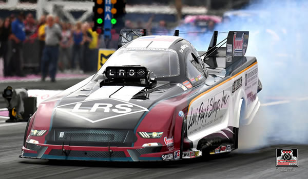 NHRA Auto Club Finals in Pomona, California - Team Wilkerson - PHOTO